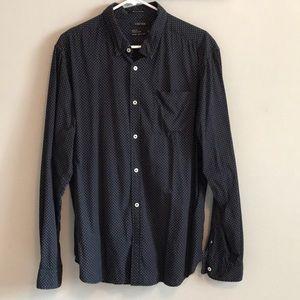 Mens Cactus Premium Clothing Dress Shirt Slim Fit